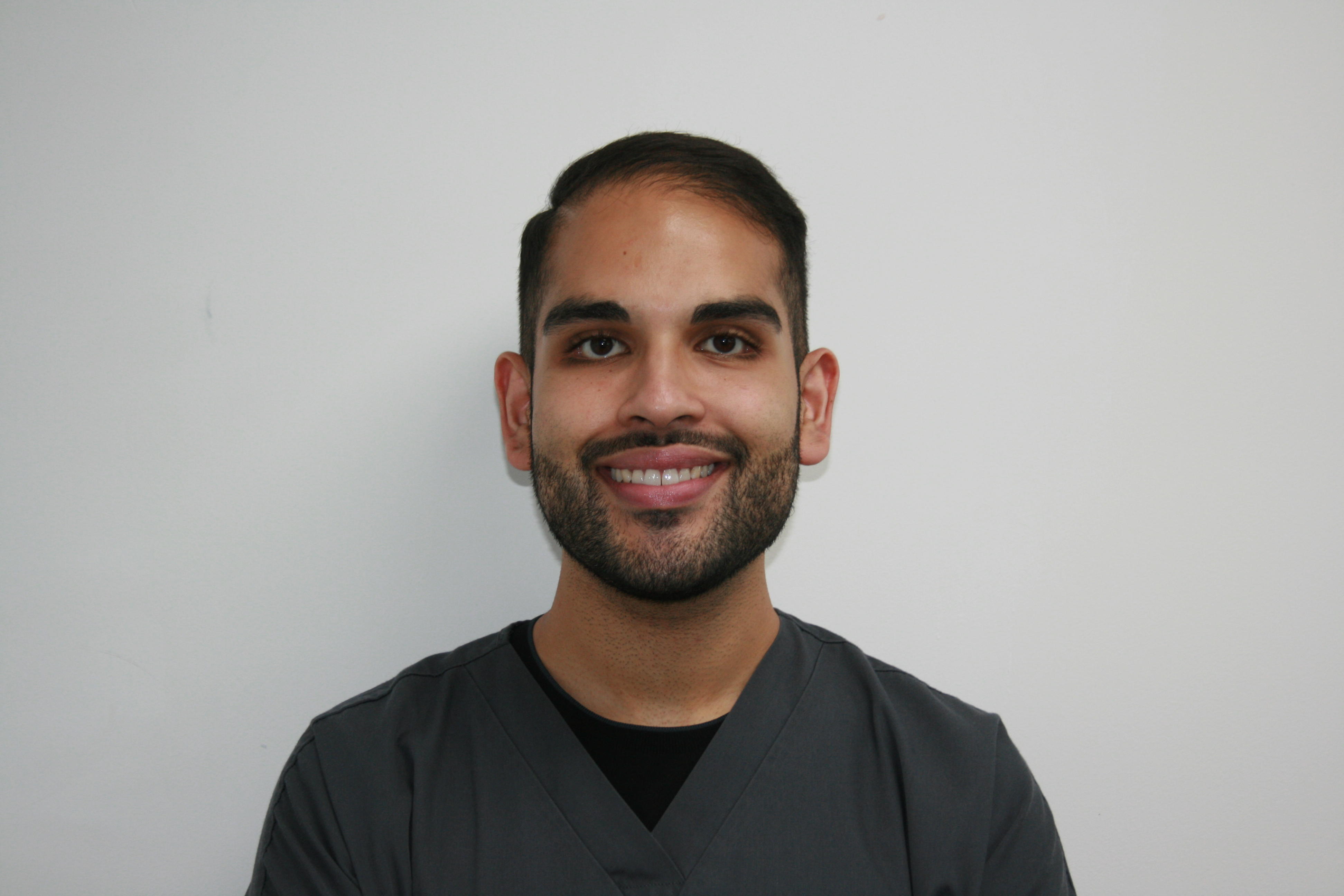 A photo of Dr Arran Cheema